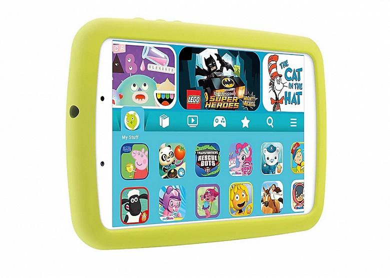 Детский Samsung за 150 долларов. Представлен планшет Galaxy Tab A Kids Edition (2019)