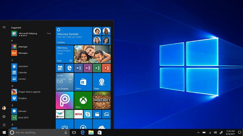 Microsoft окончательно починила принтеры, но доломала меню «Пуск» в Windows 10