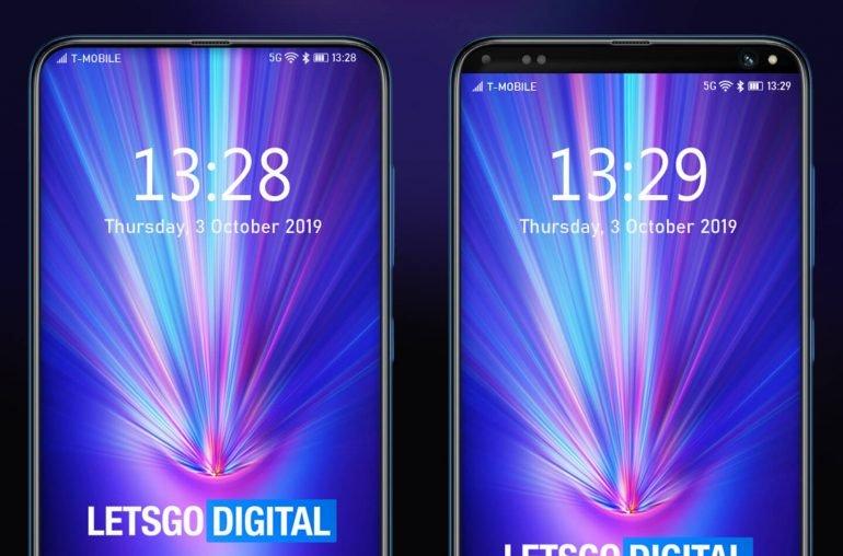 Переосмысление слайдера: гибкий экран смартфонов Samsung Galaxy можно будет «натянуть» на фронтальную камеру