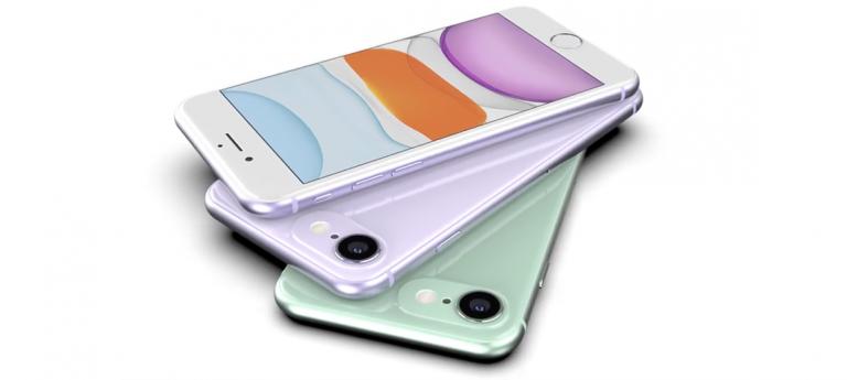 iPhone SE 2 выглядит по-новому