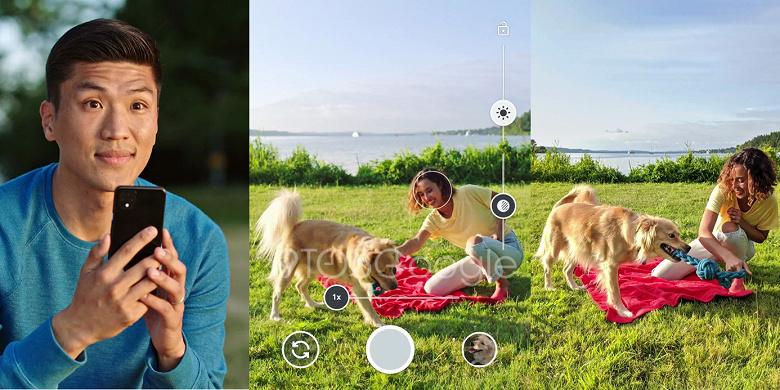 Камера Google Pixel 4 получила уникальную особенность. Галерея фотографий