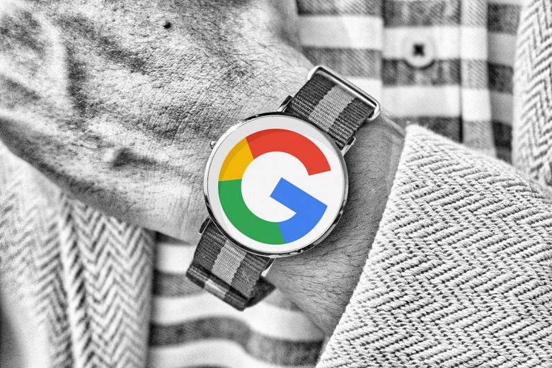 Google может всё-таки побороться с Apple Watch