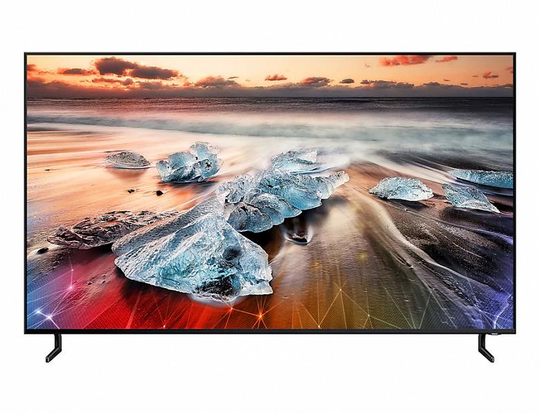 Кино для обеспеченных. В России вышел новый телевизор Samsung QLED 8K