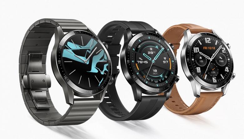 Умные часы Huawei Watch GT 2 приехали в Россию и оказались дороже Redmi Note 7