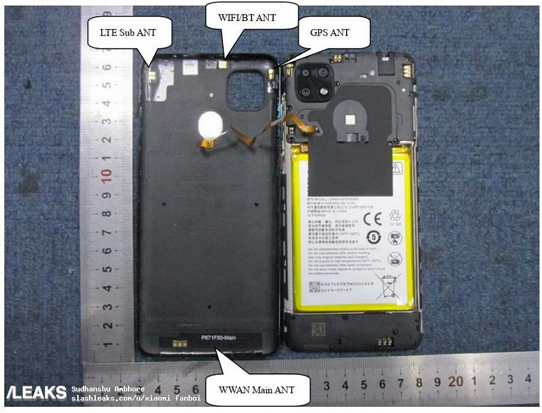 По стопам iPhone 11 Pro и Google Pixel 4. Появились фотографии ZTE Blade 20