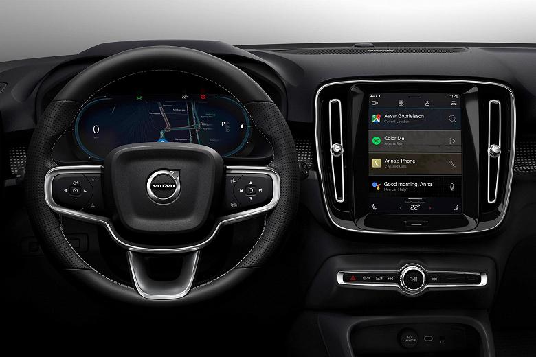 Volvo скоро представит свой первый автомобиль, ПО которого будет обновляться «по воздуху»