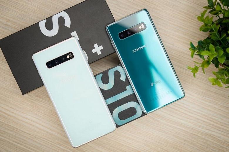 Samsung обрушила цены на смартфоны Galaxy S10