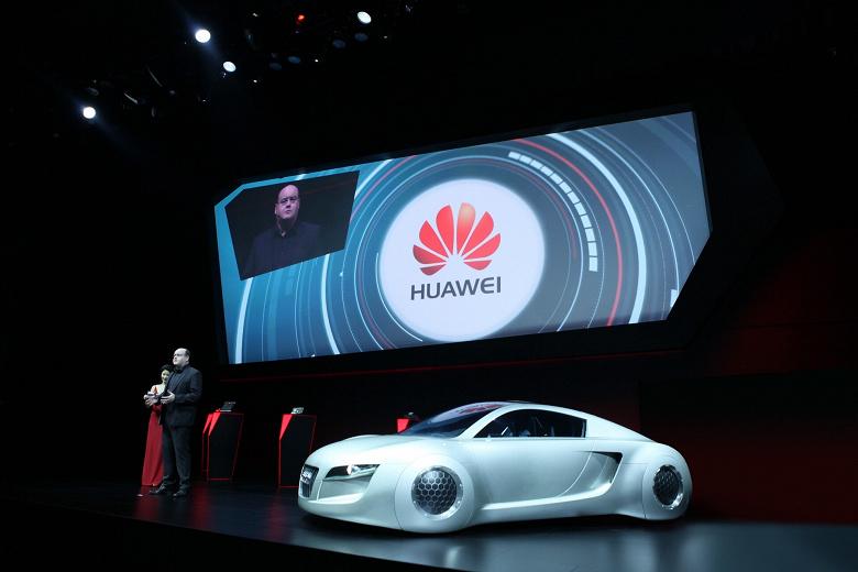 Не ждите автомобилей Huawei