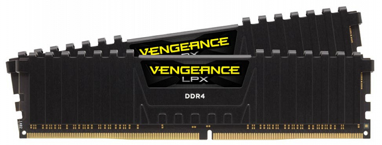 Ассортимент Corsair пополнили модули памяти Vengeance LPX DDR4-5000