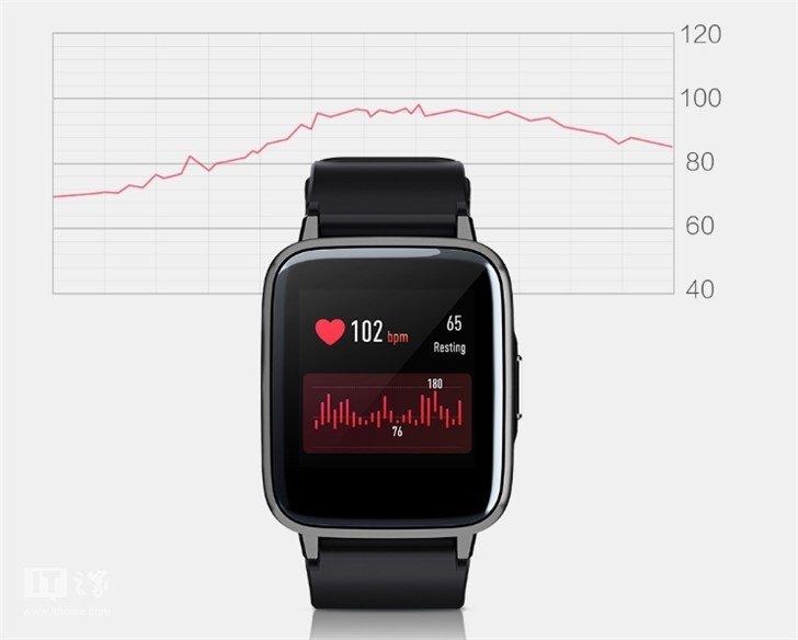 14 дней автономности и круглосуточный мониторинг ЧСС за $15 — это новые умные часы Xiaomi Haylou