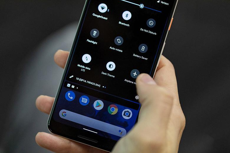 Samsung Galaxy S7, Xiaomi Mi A2 Lite, Lenovo ZUK Z1, Sony Xperia XA2 и другие смартфоны получили Android 10