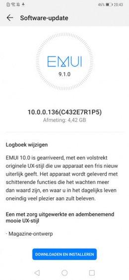 Европейские Huawei Mate 20 Pro неожиданно начали получать EMUI 10 на основе Android 10