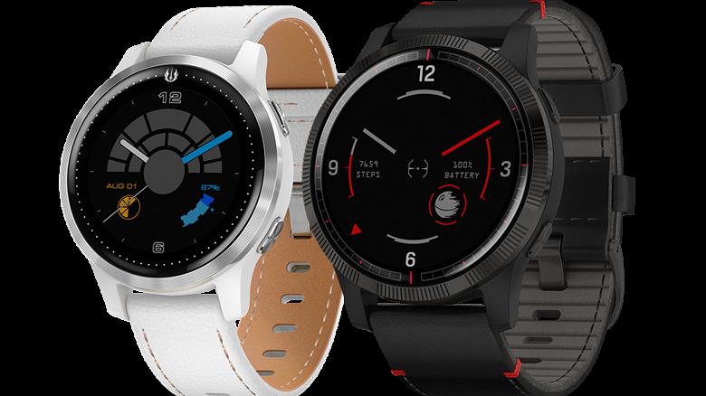 Дарт Вейдер на запястье. Garmin выпустила коллекционные умные часы Legacy Saga