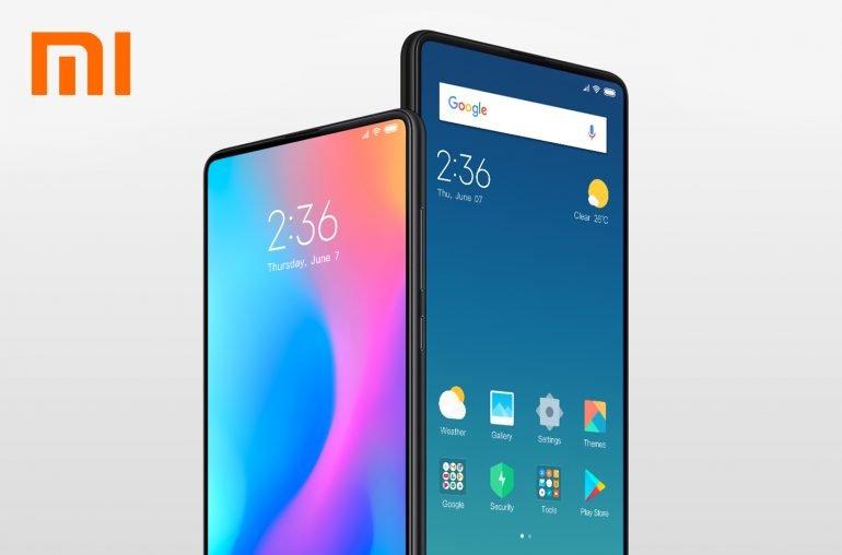 Xiaomi придумала, куда ещё можно засунуть селфи-камеру. Или сразу две