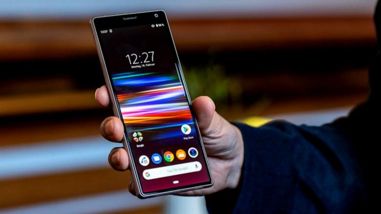 Стало известное, какие смартфоны Sony получат Android 10