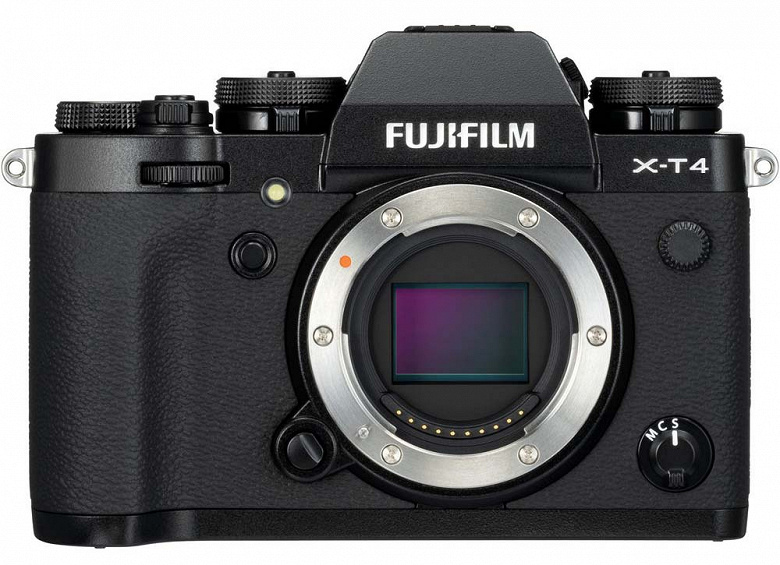 Появились кое-какие сведения о камерах Fujifilm X-T4, X100V и X-T200