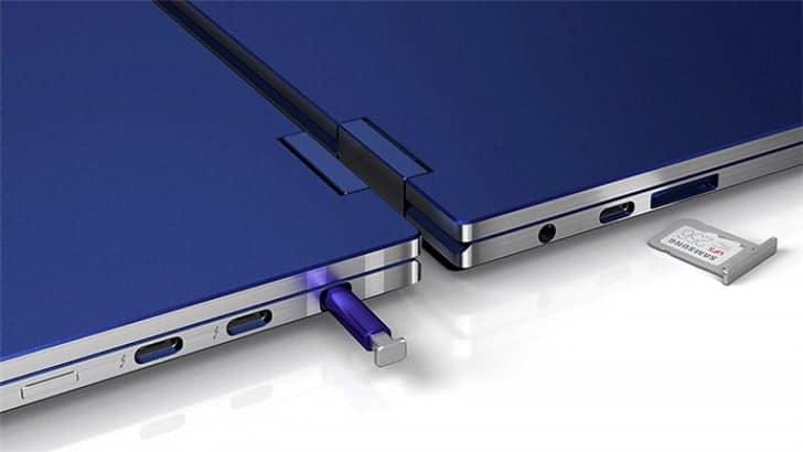 Новейший ноутбук Samsung с QLED-дисплеем поступил в продажу