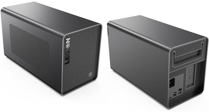Компания Lenovo показала свой первый корпус для внешней видеокарты — Legion BoostStation eGFX