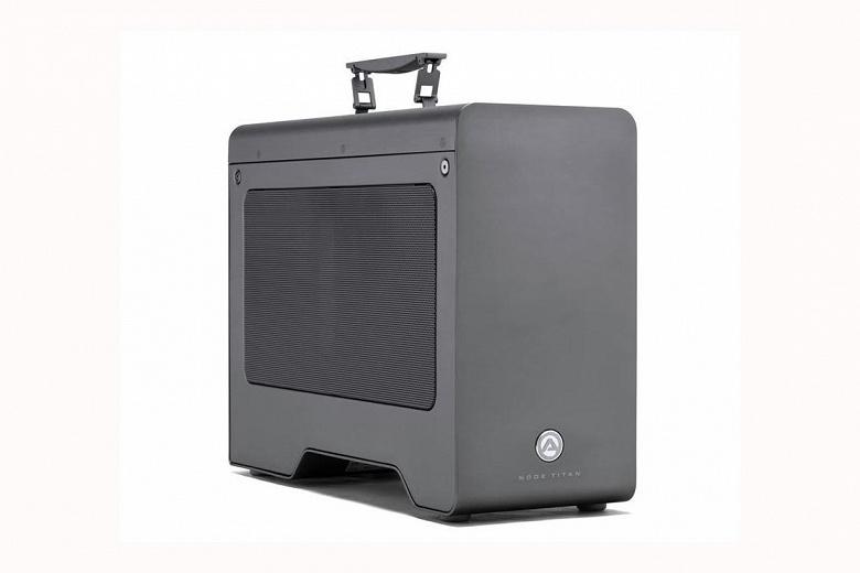 Корпус для внешней видеокарты OWC Akitio Node Titan оснащен портом Thunderbolt 3 и блоком питания мощностью 650 Вт