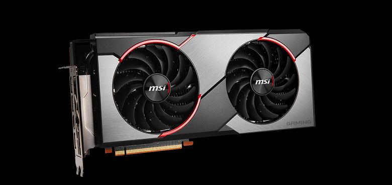 MSI решила наделить повышенными частотами лишь одну из своих моделей Radeon RX 5600 XT, да и то сэкономила на разгоне памяти