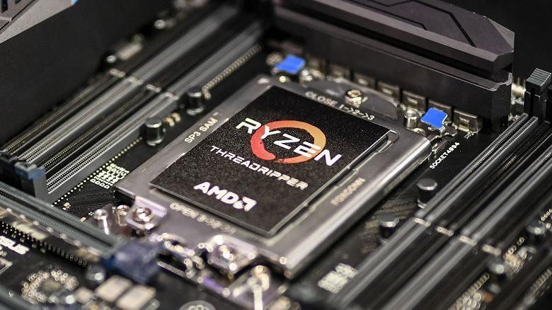 Сокетов AMD TRX80/WRX80 и Intel LGA 1159 не существует