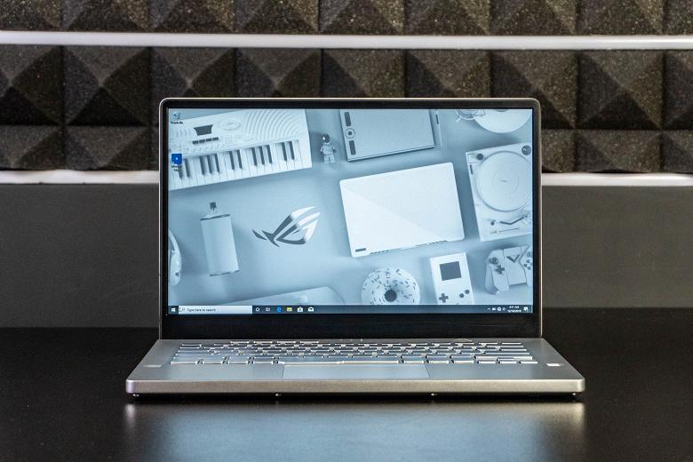 Представлен Asus ROG Zephyrus G14 – первый в мире 14-дюймовый ноутбук с графикой RTX