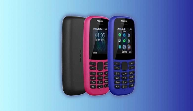 Новый кнопочный телефон Nokia работает на оптимизированной версии Android