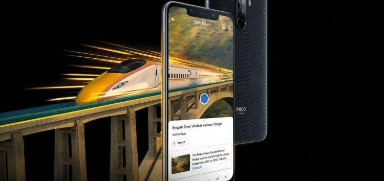 Народный флагман Pocophone F1 получит Android 10 следующим обновлением