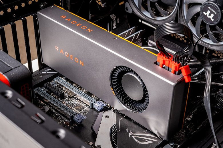 Стала известна ориентировочная цена на видеокарту Radeon RX 5600 XT