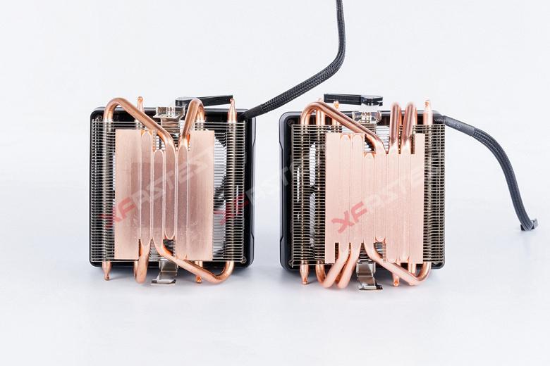 Появились изображения новой процессорной системы охлаждения AMD Wraith Prism