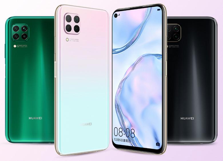 Популярный смартфон Huawei выходит за пределами Китая