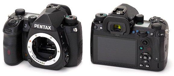 Флагманская зеркальная камера Pentax K формата APS-C может выйти позже, чем ожидалось