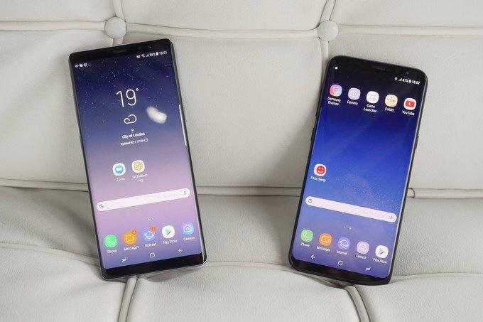 Старые флагманы Samsung уже можно обновить до Android 10