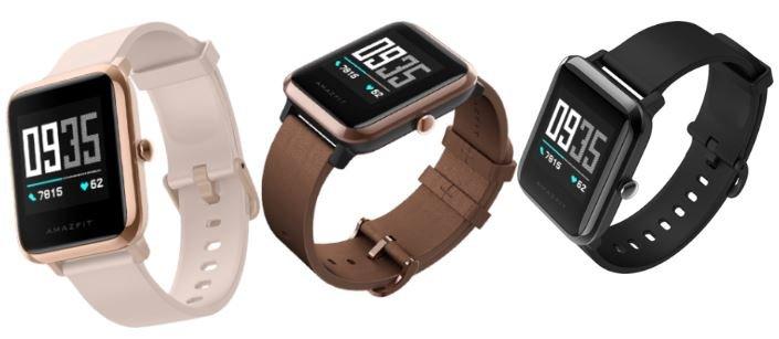 Умные часы Amazfit Health Watch с функцией ЭКГ упали в цене до $72