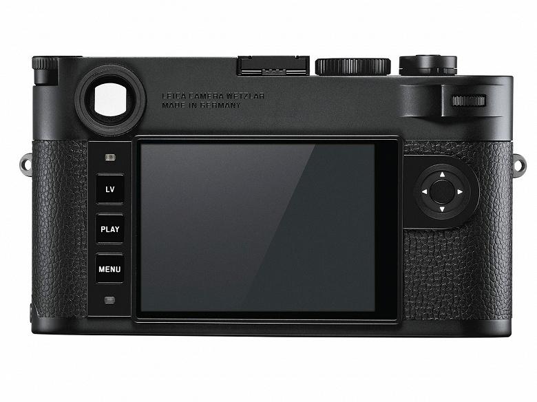 Камера Leica M10 Monochrom для черно-белой съемки стоит 8295 долларов
