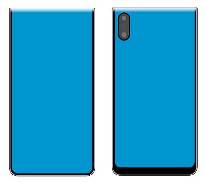 Xiaomi разнообразит дизайн складных смартфонов