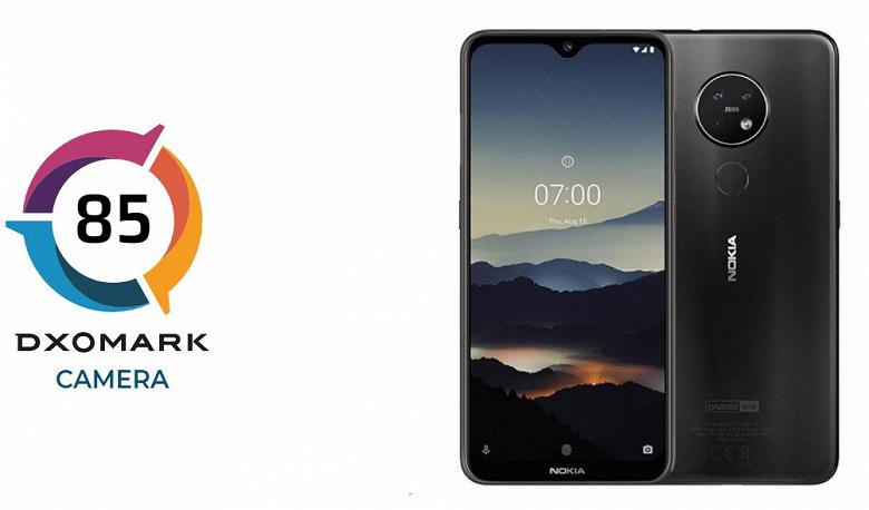 Неожиданно: камера Nokia 7.2 ничуть не уступает камере флагманского Nokia 9 PureView