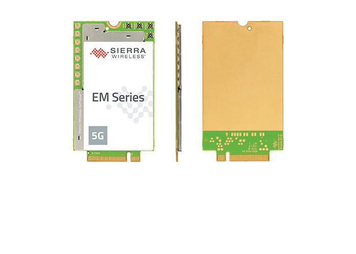 У Sierra Wireless готовы встраиваемые модули, поддерживающие 5G