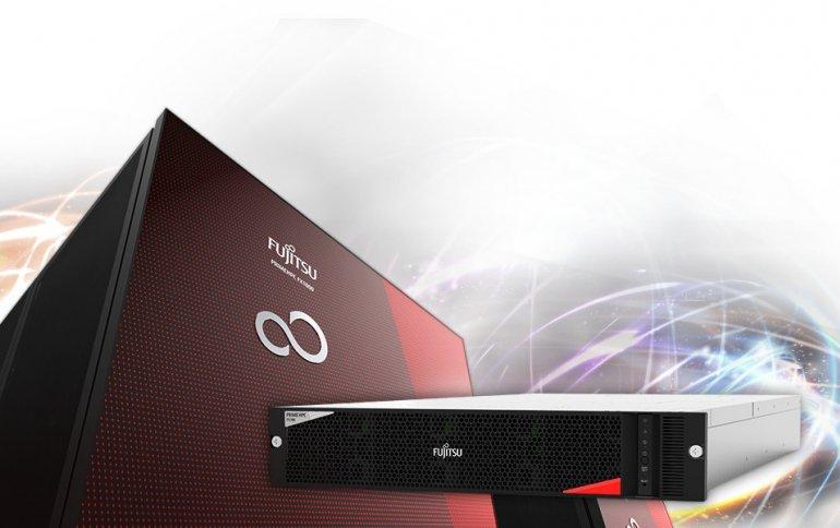 Fujitsu построит суперкомпьютер для центра информационных технологий Нагойского университета