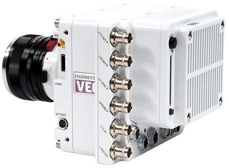 Камера Vision Research Phantom VEO 1310 снимает видео 720p с частотой до 14 350 к/с