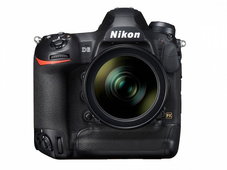 Выпуск зеркальной камеры Nikon D6 задерживается