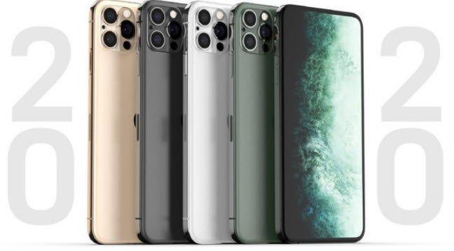 Новый iPhone без челки на официальном сайте Apple