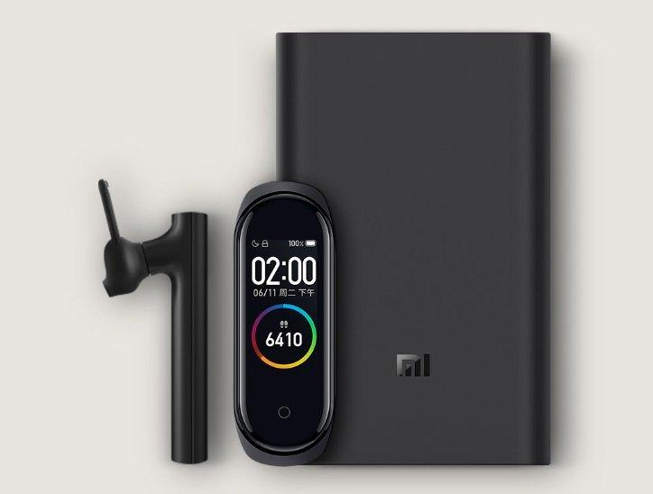 К Xiaomi Mi 10 Pro готов. Портативный аккумулятор Xiaomi с быстрой зарядкой на 50 Вт уже в продаже