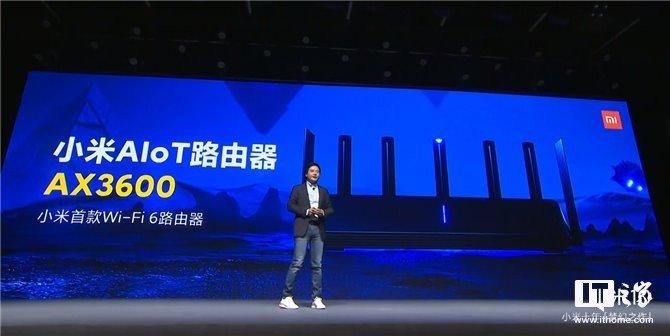 Xiaomi представила роутер AX3600 с поддержкой Wi-Fi 6 за $85