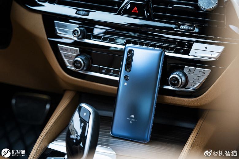 Xiaomi Mi 10 Pro на шикарных фото в высоком разрешении
