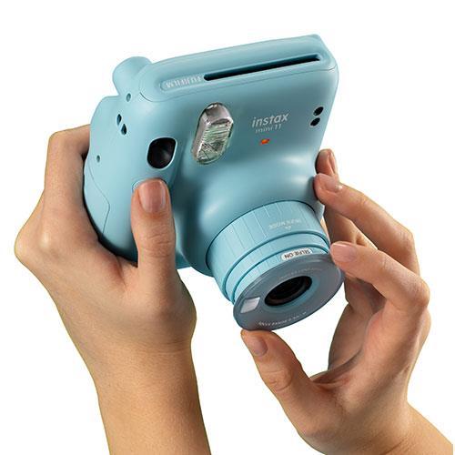 Фотогалерея дня: камера Fujifilm Instax 11 Mini в пяти цветовых вариантах