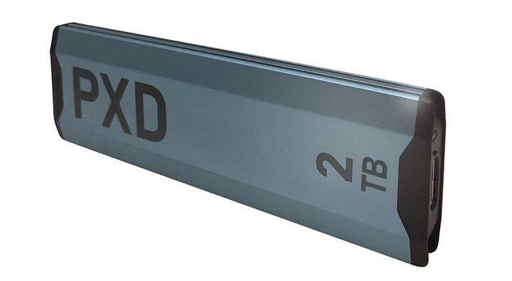 Показан первый внешний накопитель для Sony PlayStation 5