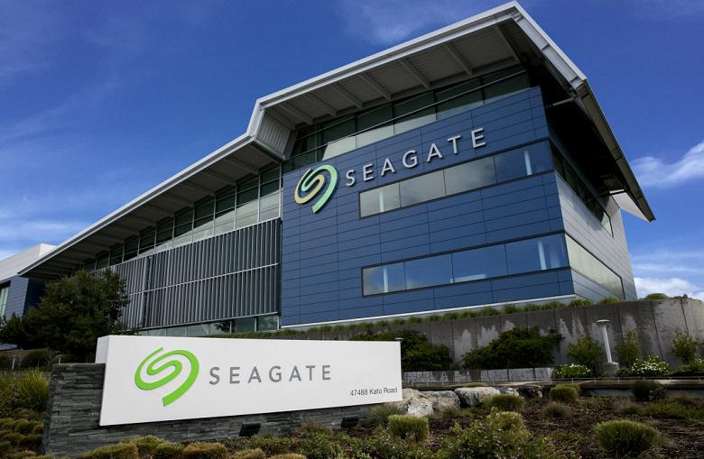 Опубликован отчет Seagate за третий квартал 2020 финансового года