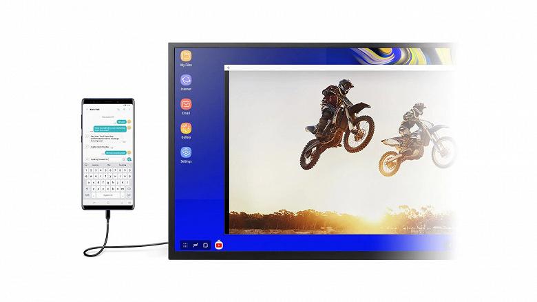 Как превратить смартфон в ПК вне дома? Samsung и LG готовят портативные мониторы