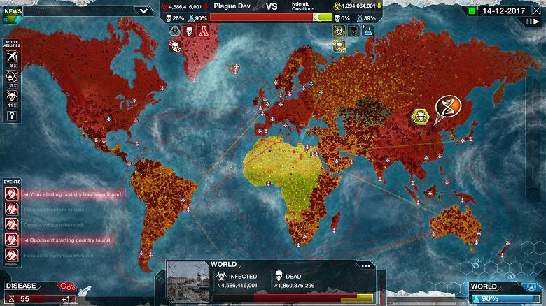 Ирония дня: коронавирус «убил» самую популярную игру про вирусы